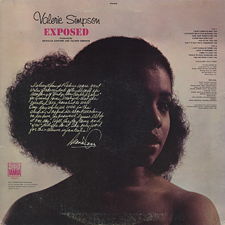 Valerie Simpson / Exposed back