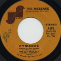 Cymande / The Message c/w Zion I