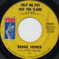 Ernie Hines / A Better World c/w Help Me Put Out The Flame