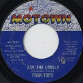 Four Tops / Where Did You Go c/w Ask The Lonely