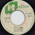 Horace Andy / Better Collie c/w A Kori Kong Version