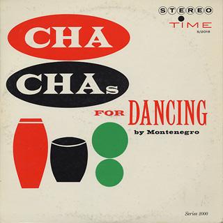 Hugo Montenegro / Cha Chas For Dancing