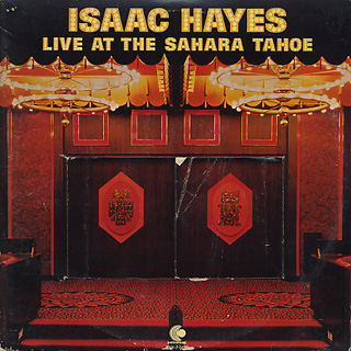 Isaac Hayes / Live At The Sahara Tahoe