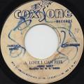 John Holt / A Love I Can Feel c/w Long Liver Man