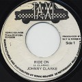 Johnny Clarke / Ride On c/w Version