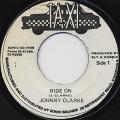 Johnny Clarke / Ride On c/w Version