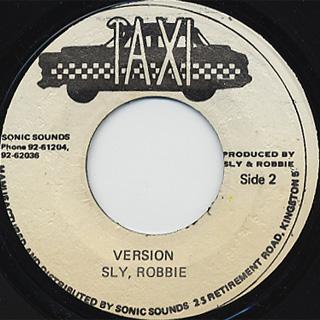 Johnny Clarke / Ride On c/w Version back