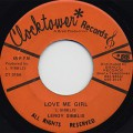 Leroy Sibbles / Love My Girl c/w Love Me Dubwise