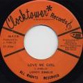 Leroy Sibbles / Love My Girl c/w Love Me Dubwise