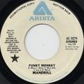 Mandrill / Funky Monkey c/w (Mono)