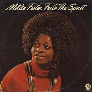 Millie Foster / Feels The Spirit front