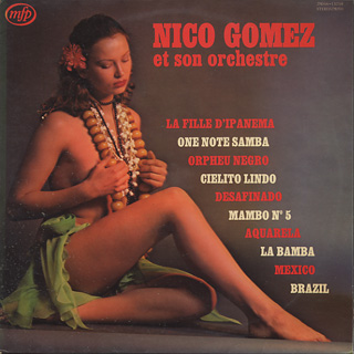 Nico Gomez And His Orchestra Aquarela - Rio