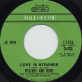 Peaches And Herb / United c/w Love Is Strange