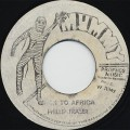 Phillip Fraser / Back To Africa c/w Version