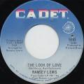 Ramsey Lewis / The Look Of Love c/w Bear Mash