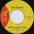 Ronettes / Be My Baby c/w Tedesco And Pitman