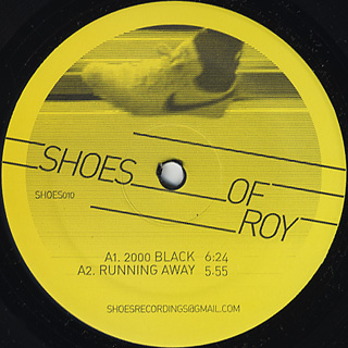 Shoes Edit / Shoes Of Roy Ayers