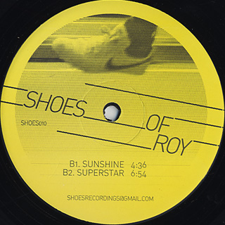 Shoes Edit / Shoes Of Roy Ayers back