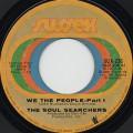 Soul Searchers / We The People(Part 1) c/w (Part 2)