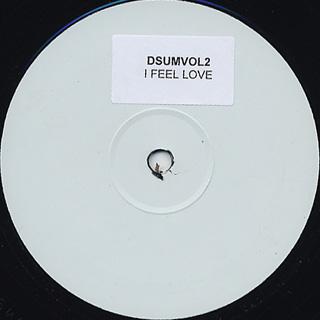 Donna Summer / I Feel Love (Extended Revenge Re-Edit)