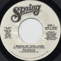 Fatback / I Wanna Be Your Lover