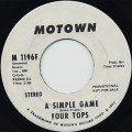 Four Tops / A Simple Game