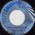 Freda Payne / Deeper & Deeper c/w Unhooked Generation