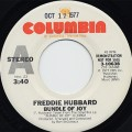 Freddie Hubbard / Bundle Of Joy c/w From Now On