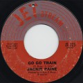 Jackie Paine / Go Go Train c/w I'll Be Home