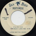 James Becton / How Much I Love You c/w Tell Me Why