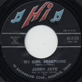 Jerry Jaye / My Girl Josephine c/w Five Miles From Home