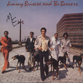 Jimmy Briscoe And The Beavers / S.T.