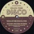 Killer Funk Disco Allstars / Volume 5: These Boots Were Made For Dancin'