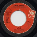 L.T.D. / April Love c/w Stay On The One