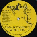 M.C.Watchout & D.J.OZ / Blind Man's Bluff