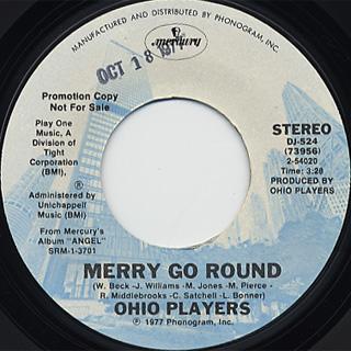 Ohio Players / Merry Go Round