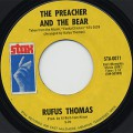 Rufus Thomas / The Preacher And The Bear c/w Sixty Minute Man Part II