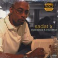 Sadat X / Experience & Education