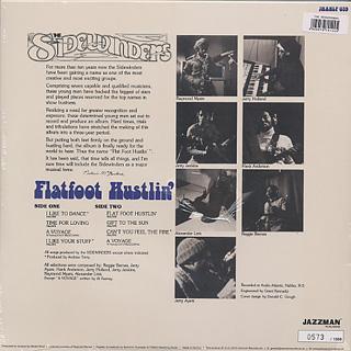 Sidewinders / Flatfoot Hustlin' back