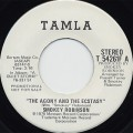 Smokey Robinson / The Agony And The Ecstasy