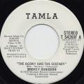Smokey Robinson / The Agony And The Ecstasy