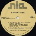 Sparky Dee / He's My DJ(Red Alert)