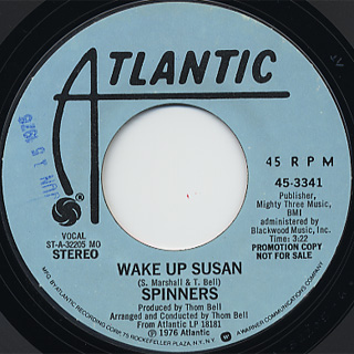 Spinners / Wake Up Susan