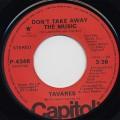Tavares / Don't Take Away The Music