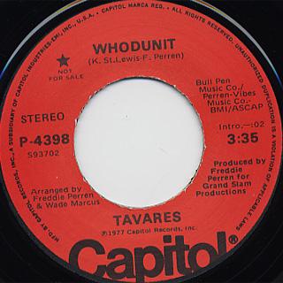 Tavares / Whodunit