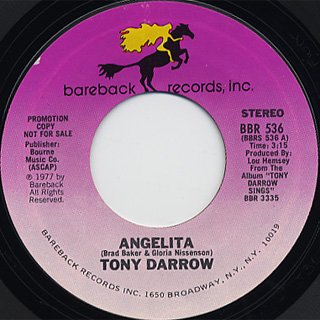 Tony Darrow / Angelita