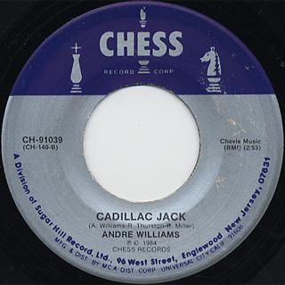 Vibrations / Watusi c/w Cadillac Jack back