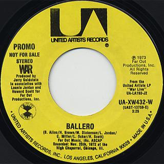 War / Ballero