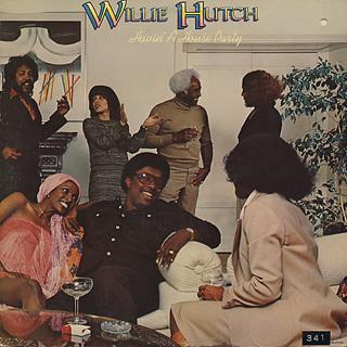 Willie Hutch Havin A House Party Lp Motown 中古レコード