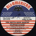 Clifton Dyson / You Gotta Keep Dancin' c/w Body In Motion